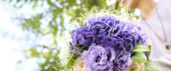 お花の楽しみ方「GROUND TREE」