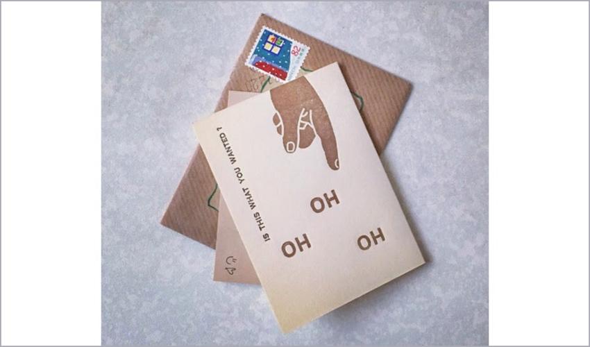 クリスマスカード 特別なクリスマスプレゼント グラウンド 神戸