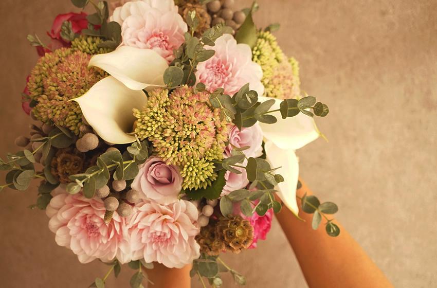 ホワイトデーに贈る生花・花束